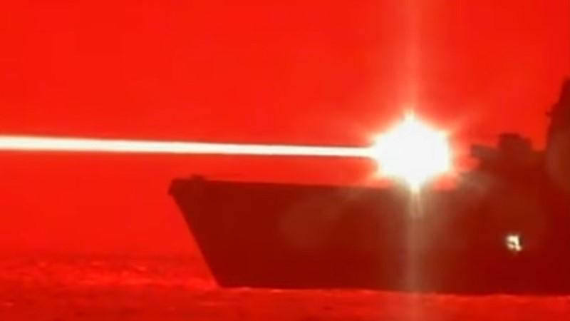 Το νέο υπερόπλο – λέιζερ των ΗΠΑ (video)