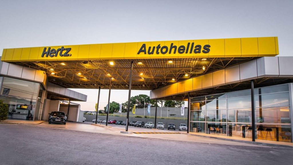 Autohellas: Καμία μετοχική σχέση με την Hertz Global που πτώχευσε