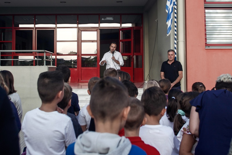 Πέτσας: Ανοίγουν δημοτικά σχολεία, νηπιαγωγεία και παιδικοί σταθμοί την 1η Ιουνίου