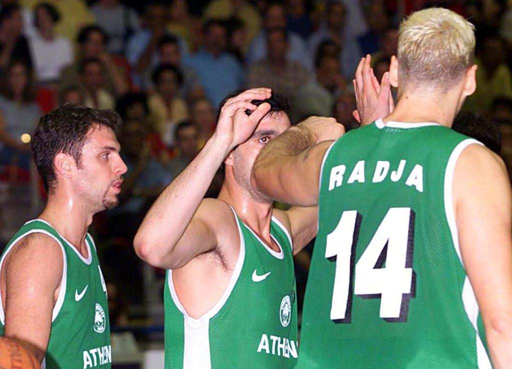 Παναθηναϊκός 1998: Το πρώτο πρωτάθλημα… η αρχή της κυριαρχίας στην Ελλάδα (Video)