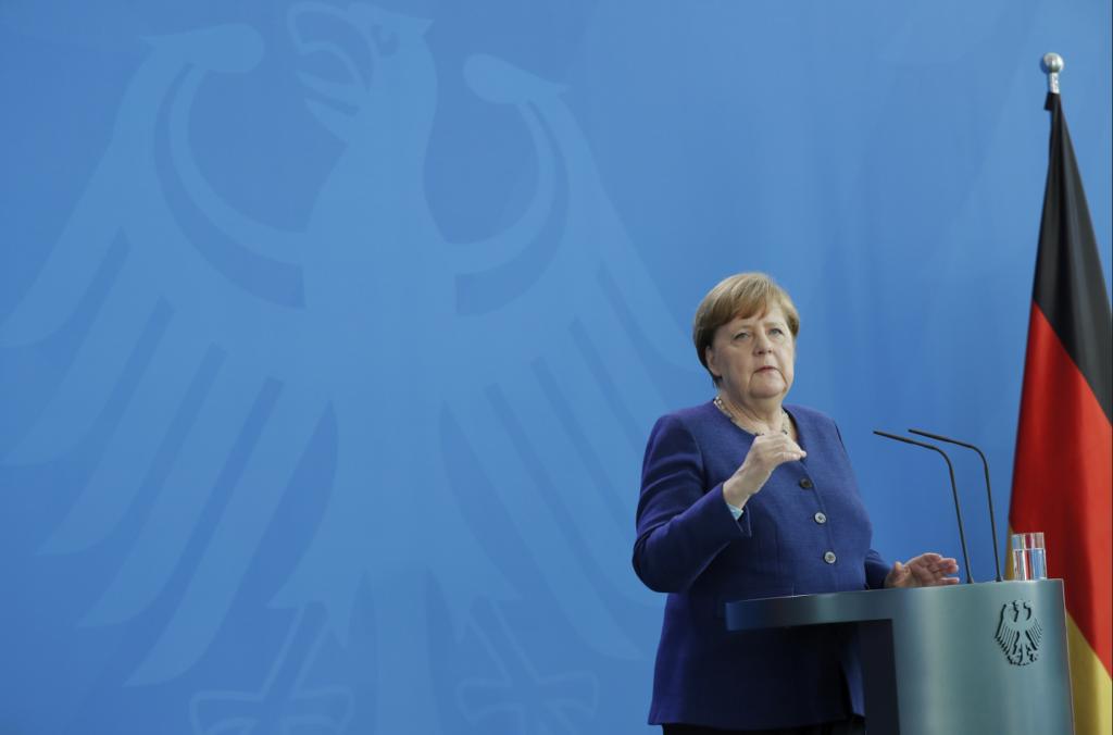 «Φρένο» από τη Μέρκελ στην ΕΕ για τους όρους σωτηρίας της Lufthansa