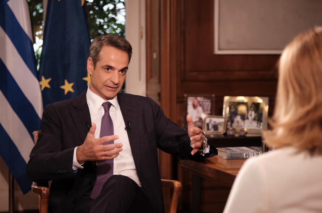 Ο Μητσοτάκης «αποκάλυψε» ότι η Ελλάδα συνομιλεί με τη… Νότιο Ζηλανδία (Video)