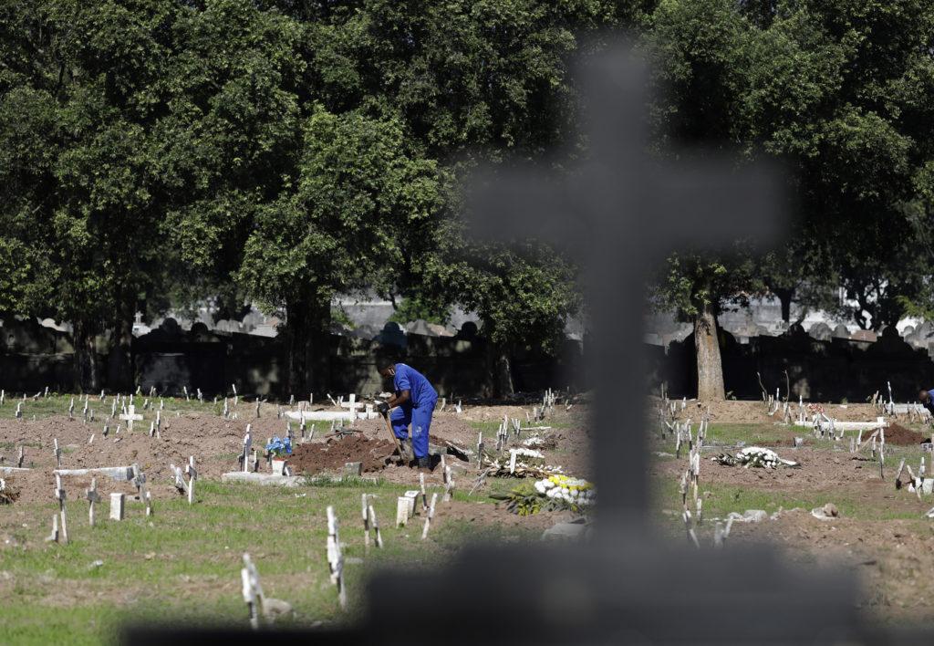Κορονοϊός: Τουλάχιστον 350.000 οι νεκροί παγκοσμίως