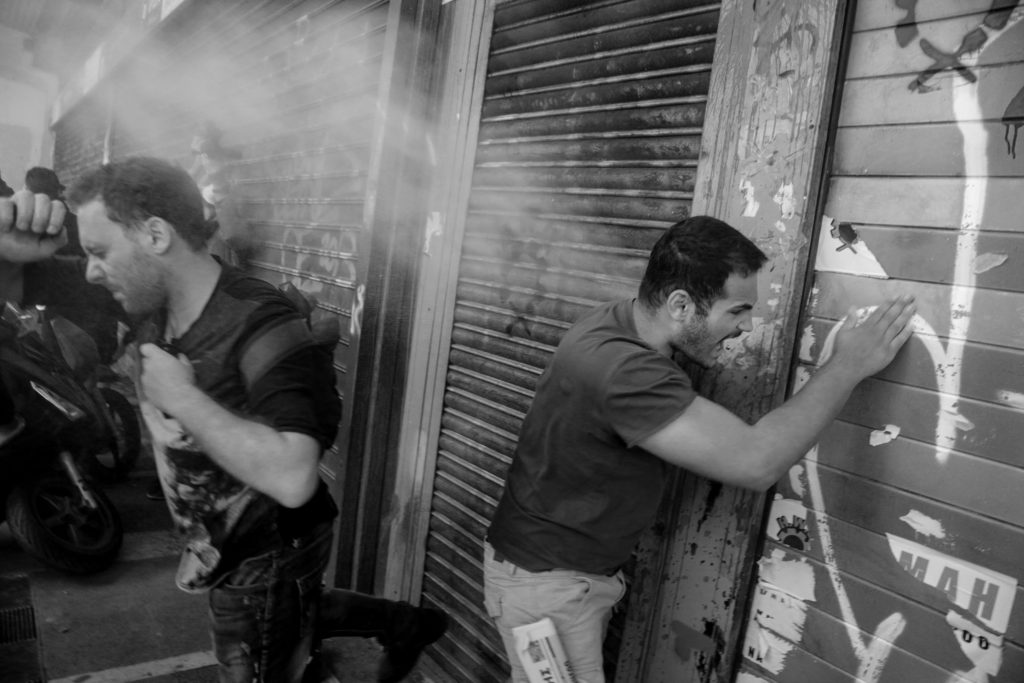 Χαρίτσης: Η κυβέρνηση υποδέχθηκε τους εργαζόμενους με χημικά