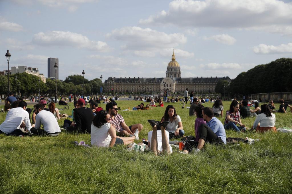 Γαλλία: Ανοίγουν ξανά από τις 2 Ιουνίου τα πάρκα στο Παρίσι