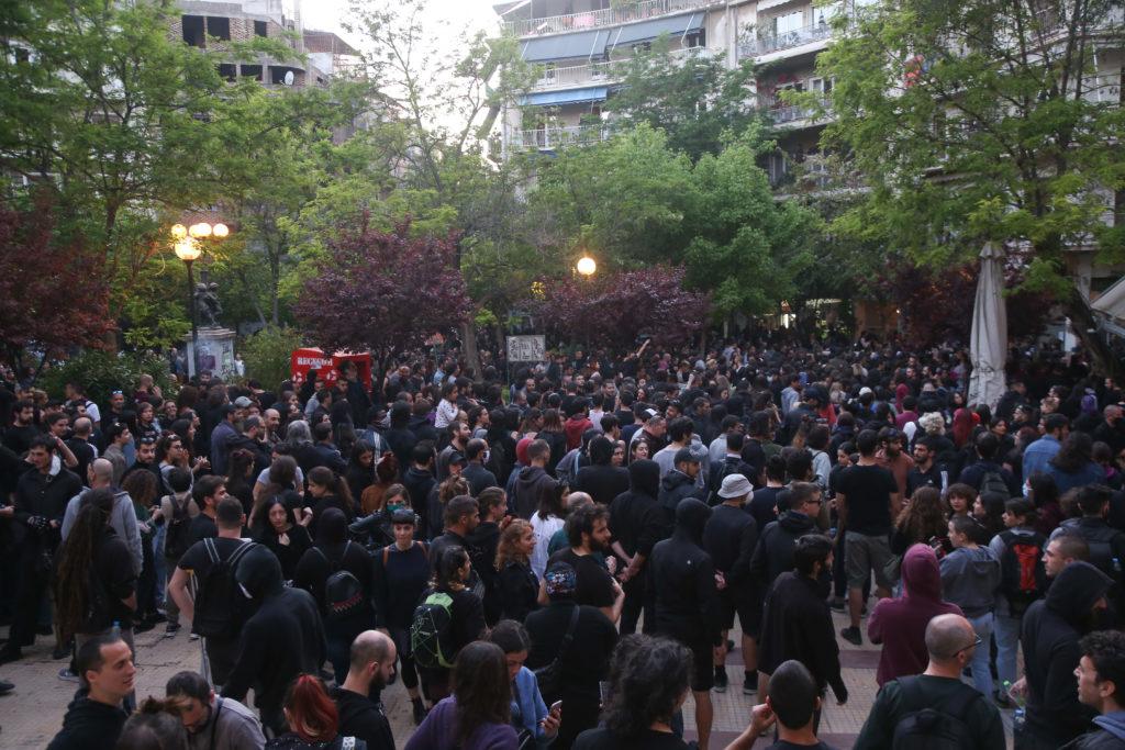 Πρωτοβουλία Κατοίκων Εξαρχείων: Πάμε πλατεία;