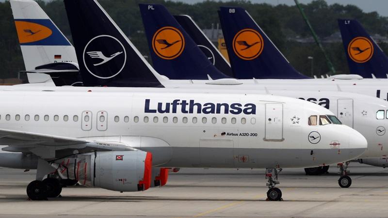 Έπεσαν οι υπογραφές για τη διάσωση της Lufthansa