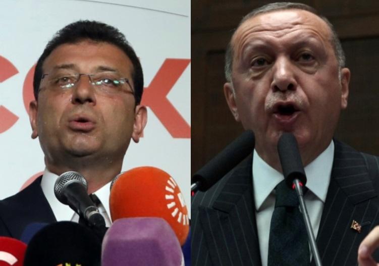 Τουρκία – δημοσκόπηση : Ο Ιμάμογλου προτιμάται για πρόεδρος αντί του Ερντογάν