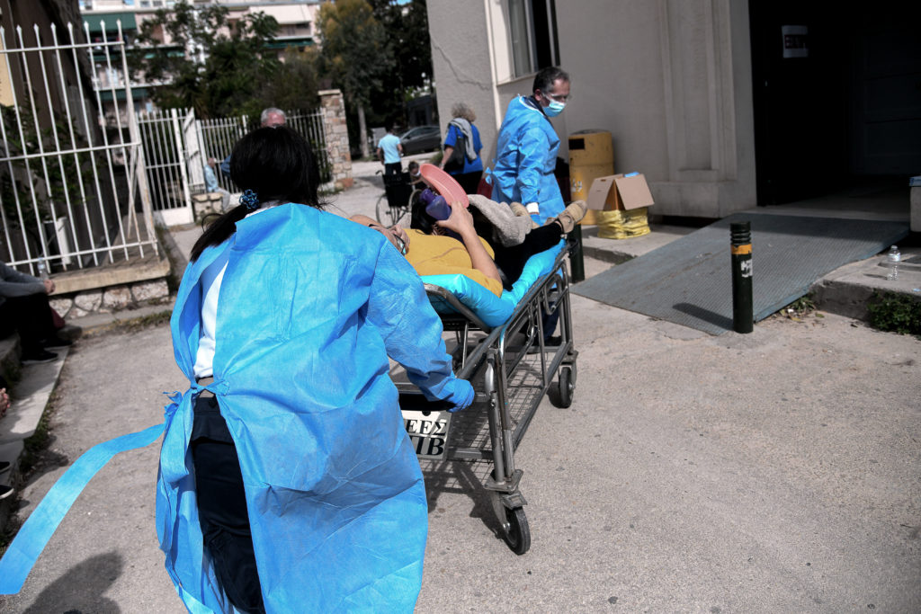 Koρονοϊός: Επτά νέα κρούσματα, χωρίς νέο θύμα
