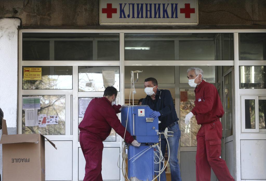 Κορονοϊός-Βόρεια Μακεδονία: Παράταση έκτακτων μέτρων μετά την εκτίναξη κρουσμάτων και νεκρών