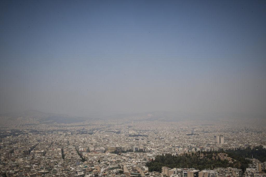 Πάνω από 8.500 θάνατοι ετησίως στην Ελλάδα λόγω ατμοσφαιρικής ρύπανσης