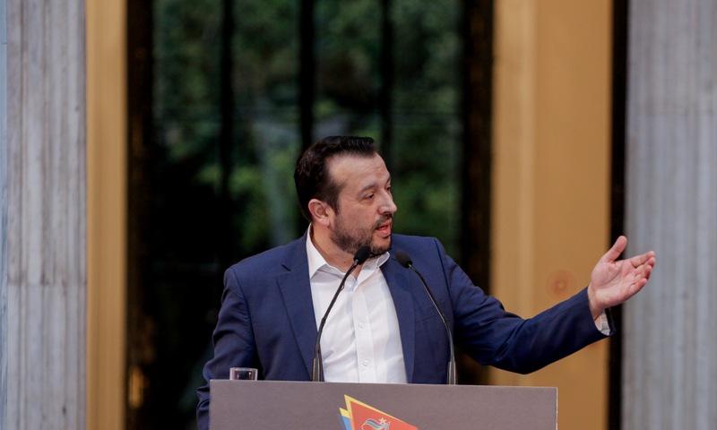 Νίκος Παππάς: Προτείνουμε την άμεση ενίσχυση των επιχειρήσεων με δύο χιλιάδες ευρώ ανά εργαζόμενο