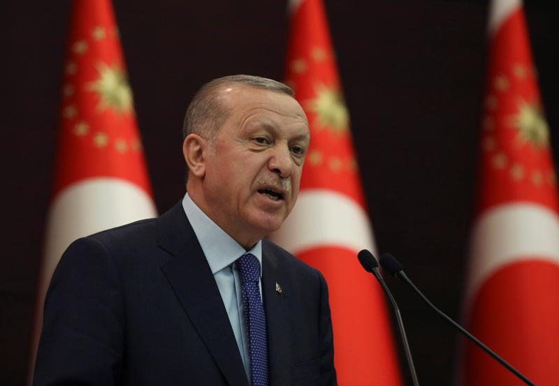Ερντογάν: Η κατάκτηση της Κωνσταντινούπολης δεν είναι… κατοχή
