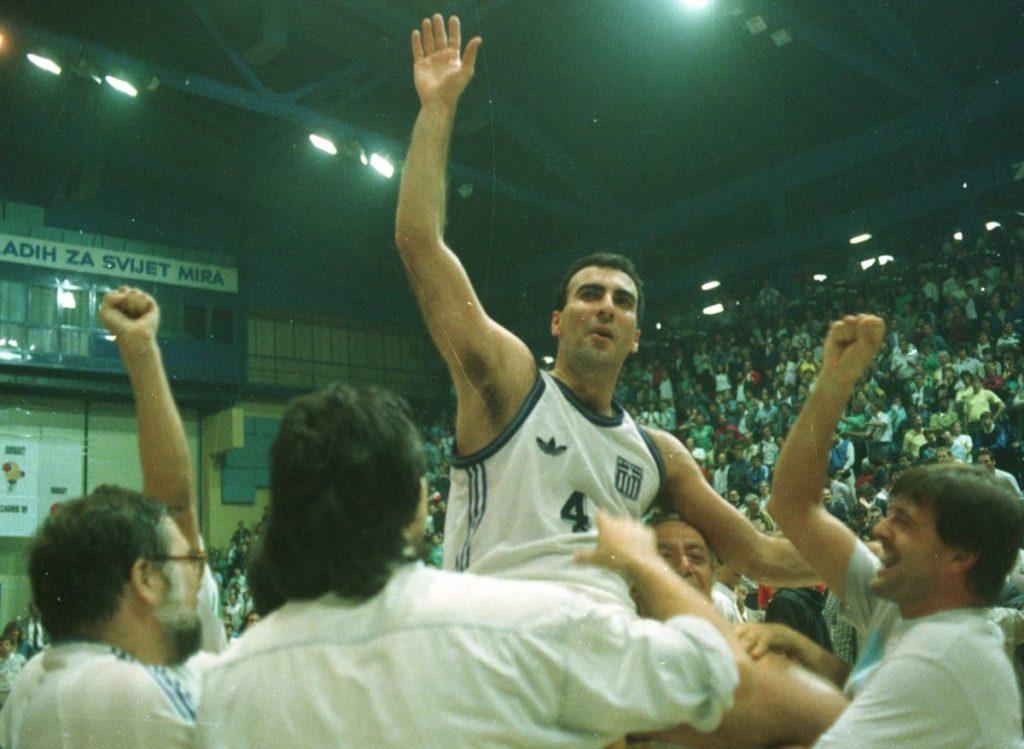 Νίκος Γκάλης: Η υπόκλιση της Euroleague στον Έλληνα θρύλο