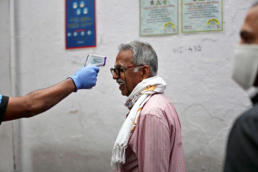 Η Ινδία ξεπέρασε τη Γαλλία σε αριθμό κρουσμάτων κορονοϊού