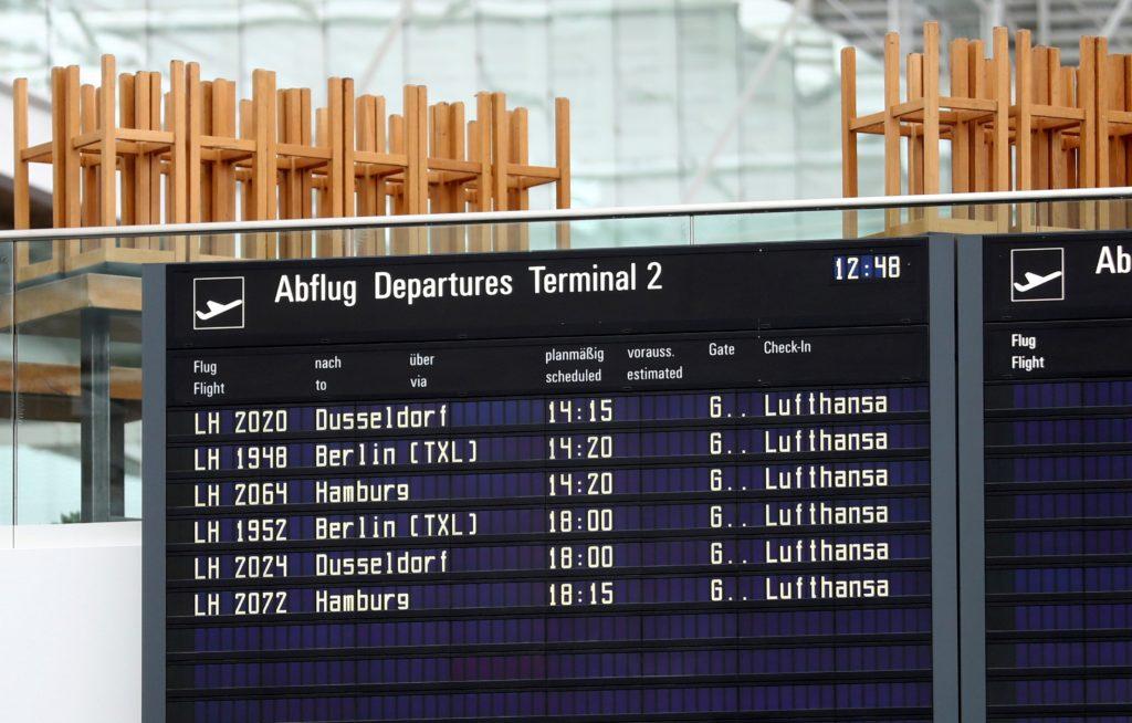 H Lufthansa είπε «ναι» στους όρους διάσωσης