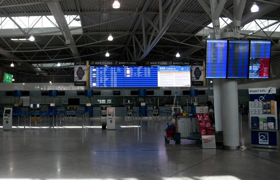 Παράταση της καραντίνας των ταξιδιωτών που έρχονται στην Ελλάδα