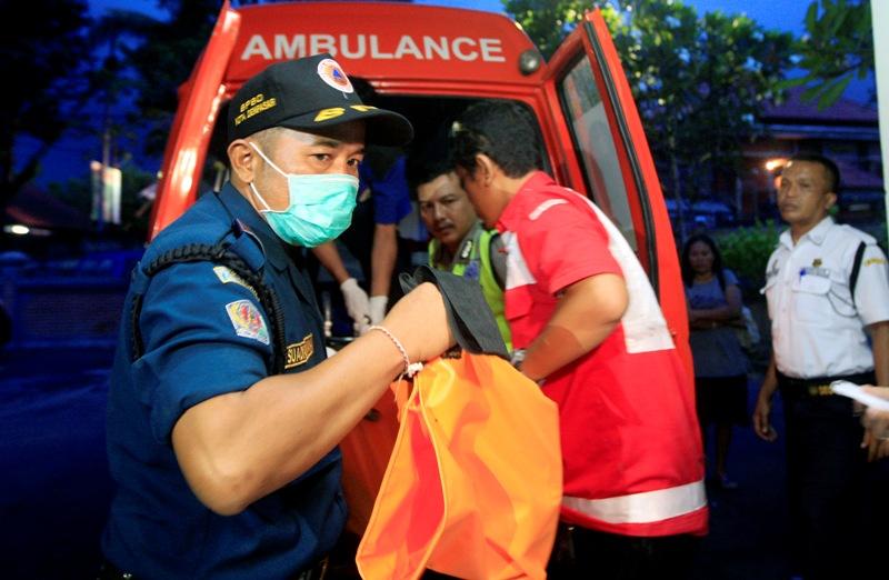 Μπαλί: Βρετανός διασώθηκε μετά από έξι ημέρες παραμονής σε μισοάδεια δεξαμενή