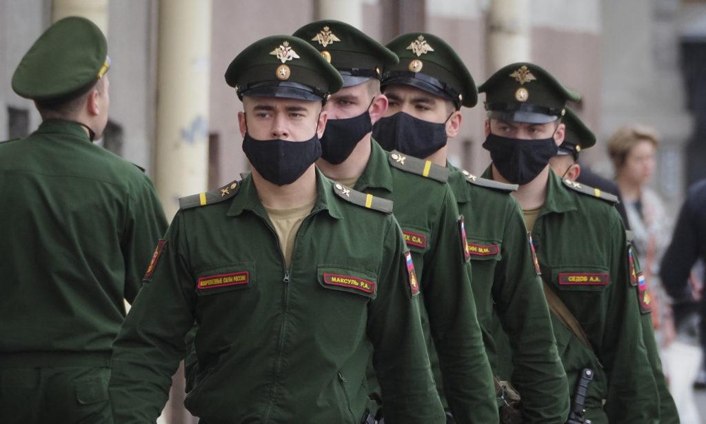 Ρωσία – Κορονοϊός: 8.987 νέα κρούσματα και 183 θάνατοι