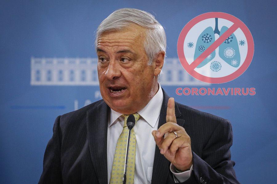 Χιλή: Παραιτήθηκε ο υπουργός Υγείας αφήνοντας 167.000 κρούσματα και 3.100 νεκρούς