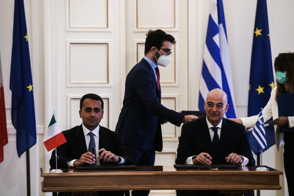 Συμφωνία για ΑΟΖ με εκπτώσεις κυριαρχίας;