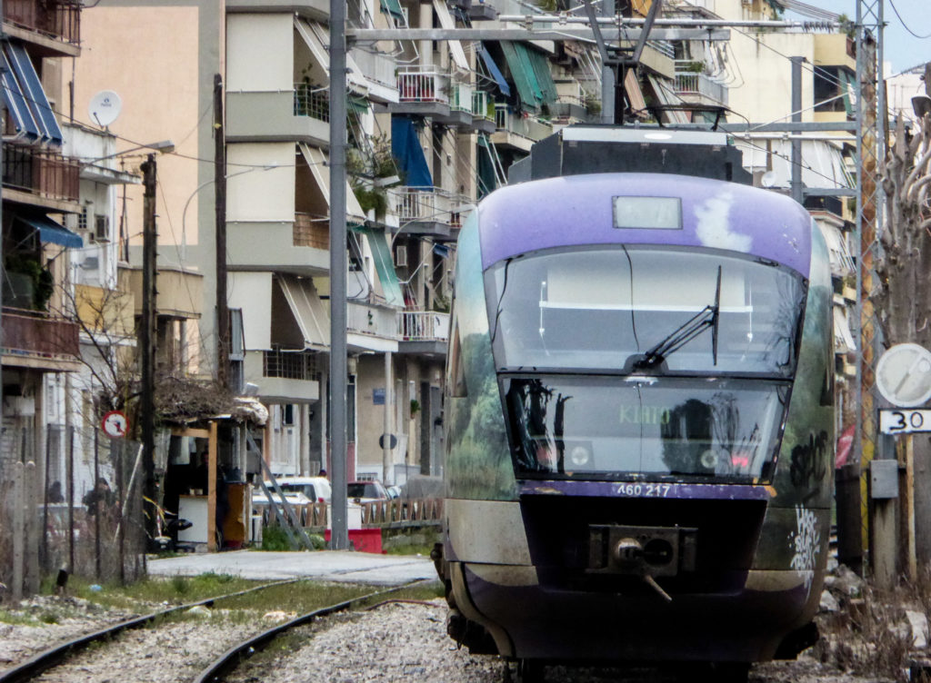 Το τρένο θα σφυρίξει και πάλι από Δευτέρα για Αίγιο μετά από δέκα χρόνια