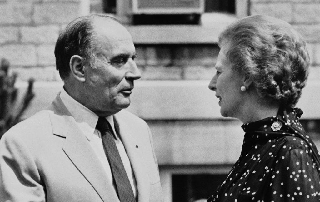 Γεροβασίλη με αφορμή τη νίκη του Μιτεράν το '81: Σήμερα έχουμε μια στροφή της σοσιαλδημοκρατίας