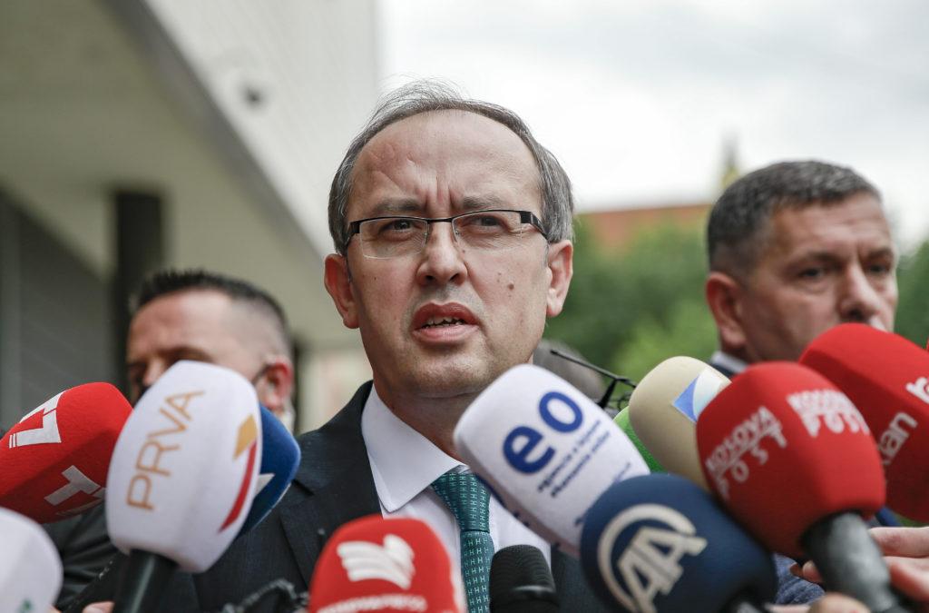 Και ο πρωθυπουργός του Κοσόβου ακύρωσε τη συμμετοχή του στη διάσκεψη στον Λευκο Οίκο