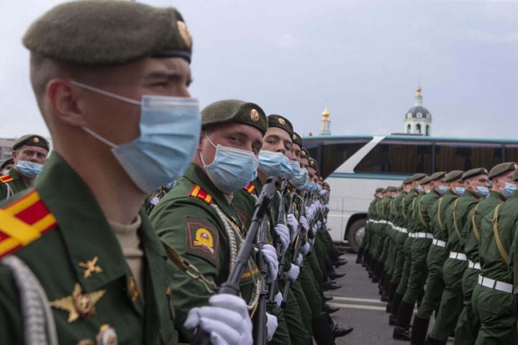 Ρωσία-Κορονοϊός: 6.800 νέα κρούσματα μέσα σε μια μέρα!