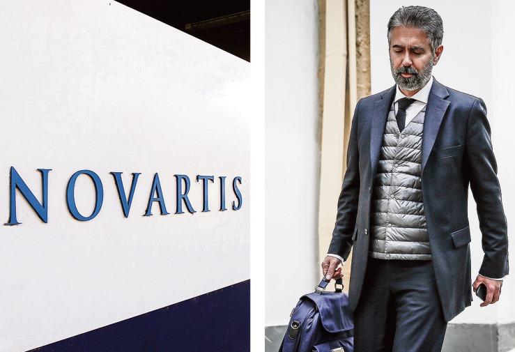 Οι παραδοχές της Novartis που κρύβει το σύστημα ενοικιαζόμενων δημοσιογράφων