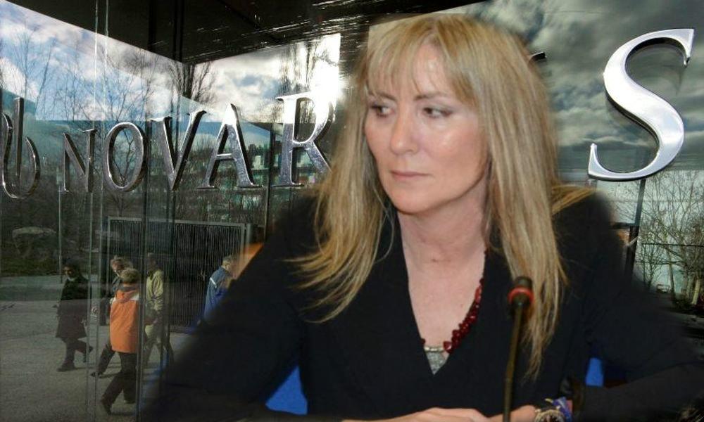 Σκάνδαλο Novartis: Θέατρο του «νομικού παραλόγου» –  Ασκήθηκε δίωξη στην Ελένη Τουλουπάκη