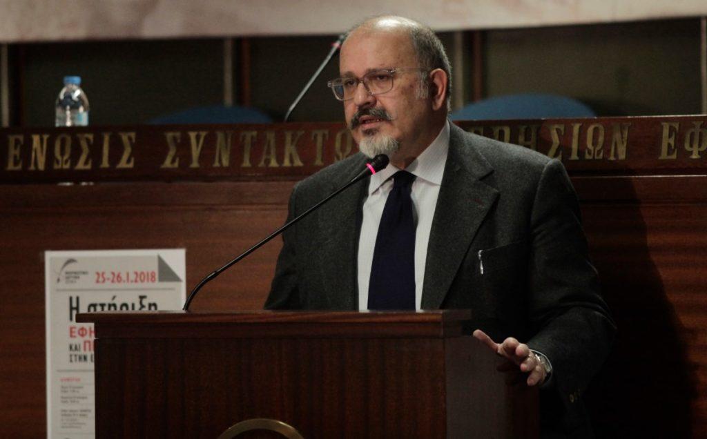 Ο Νίκος Ξυδάκης νέος διευθυντής του ραδιοφωνικού σταθμού «Στο Κόκκινο 105,5»