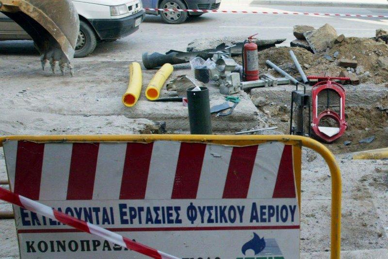 Αποκαταστάθηκε έγκαιρα η βλάβη στον αγωγό φυσικού αερίου στην Αγ. Παρασκευή