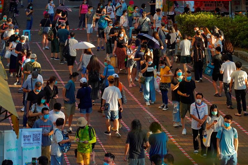 Χονγκ Κονγκ: 500.000 κάτοικοι ψήφισαν «όχι» στη σκληρή νομοθεσία εθνικής ασφάλειας του Πεκίνου