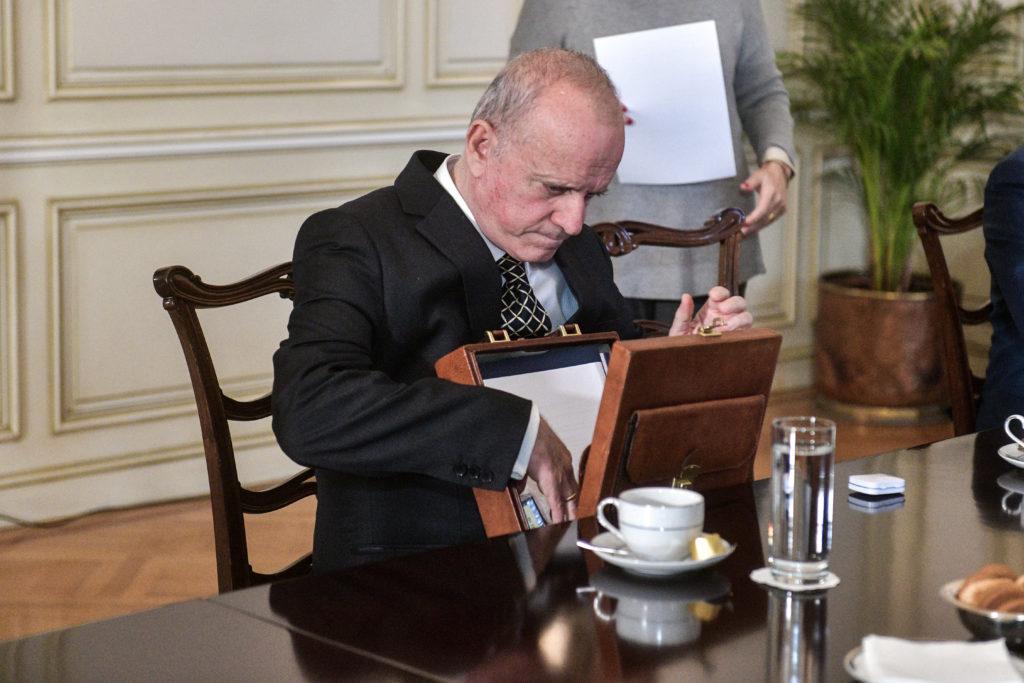 Ιδού η… άριστη μεθόδευση για τον διορισμό του Λούλη στο υπουργείο Τουρισμού