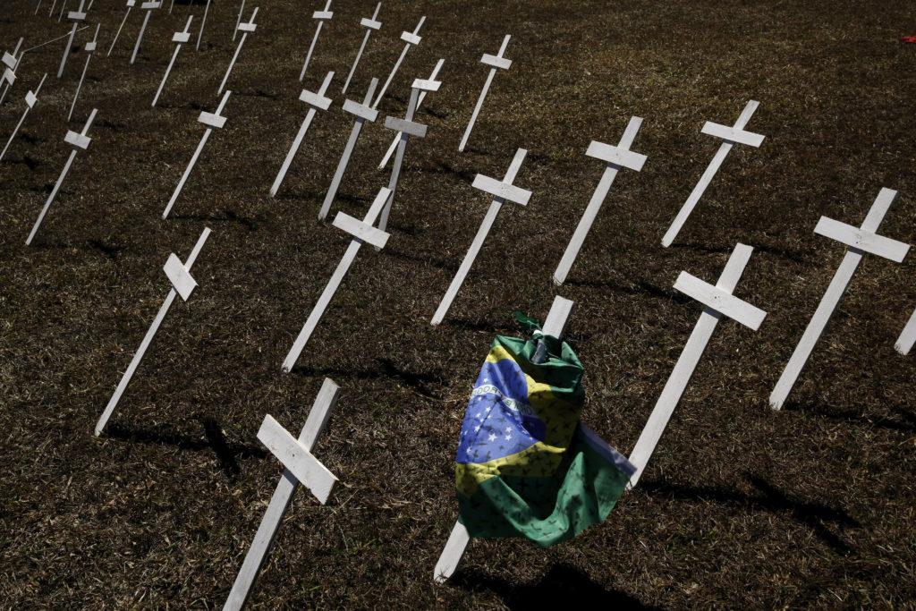 Κορονοϊός: Τουλάχιστον 574.000 οι νεκροί σε όλον τον κόσμο