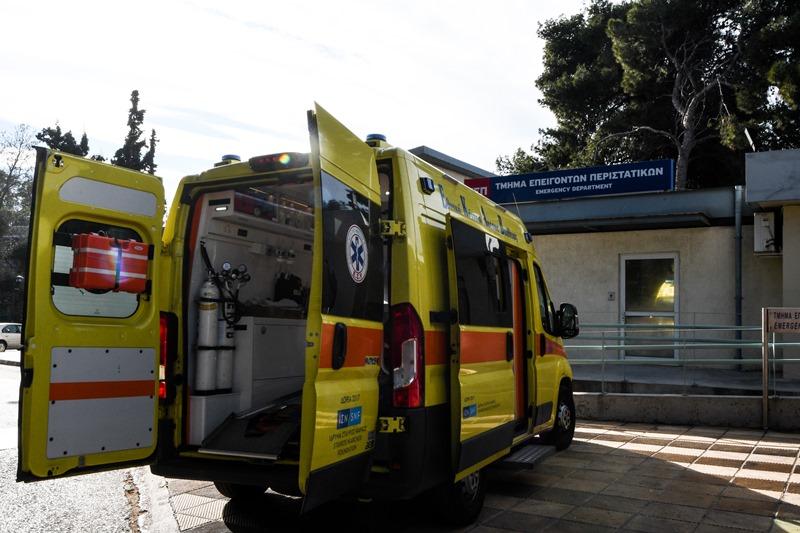 Κρήτη: Τροχαίο με μηχανή στο Τυμπάκι: 2 τραυματίες, ο ένας σοβαρά