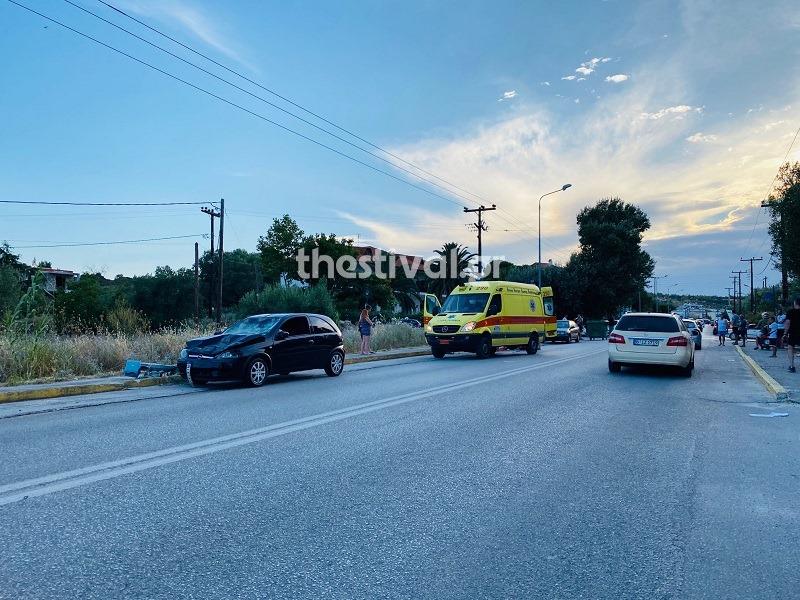 Χαλκιδική: Νεκρές σε τροχαίο με μηχανάκι δυο αδερφές