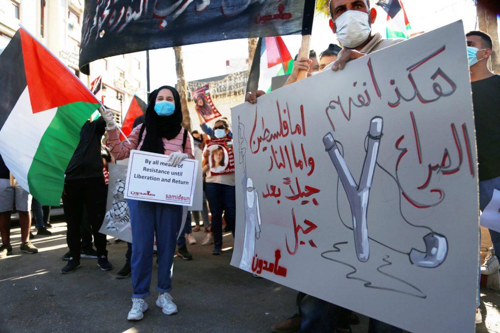 Παλαιστίνη-κορονοϊός: Φόβοι για έκρηξη των κρουσμάτων στους καταυλισμούς της Δυτικής Όχθης