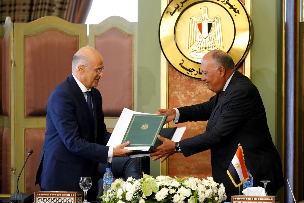 Νίκος Κοτζιάς: Οι πέντε πληγές της συμφωνίας με την Αίγυπτο