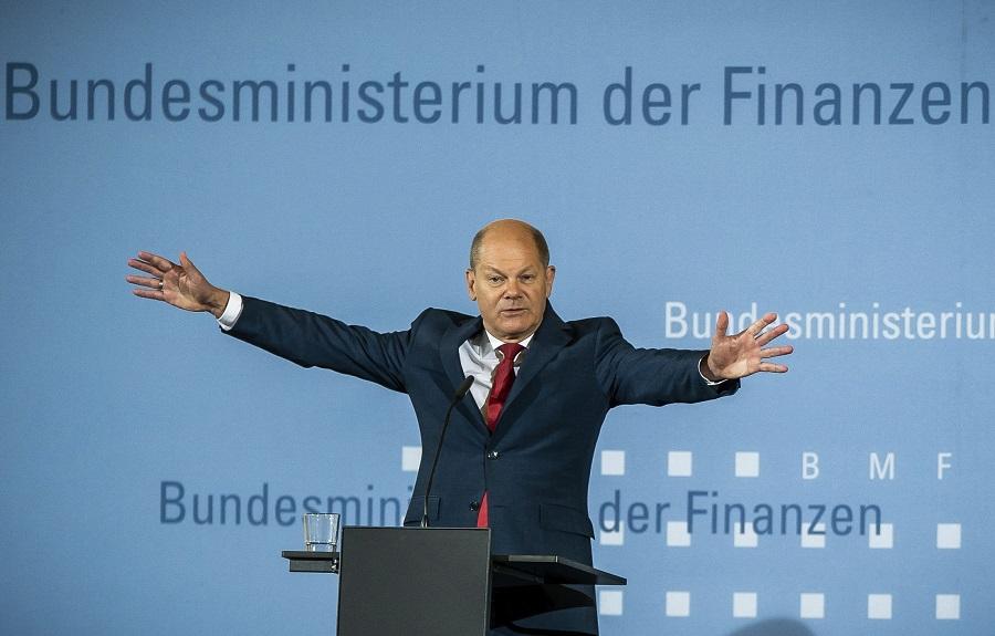 Γερμανία: Με Σολτς οι Σοσιαλδημοκράτες στις εκλογές για την καγκελαρία