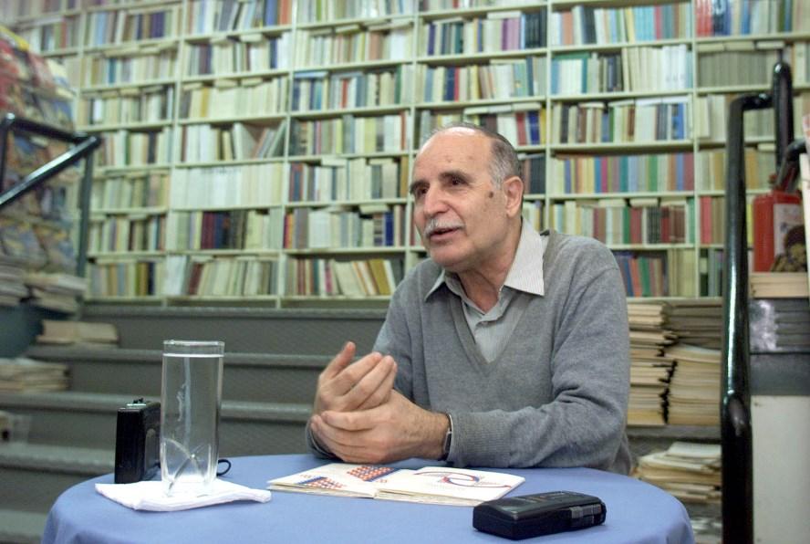 Ντίνος Χριστιανόπουλος: Και γιατί, παρακαλώ, με θεωρείτε δύσκολη περίπτωση;