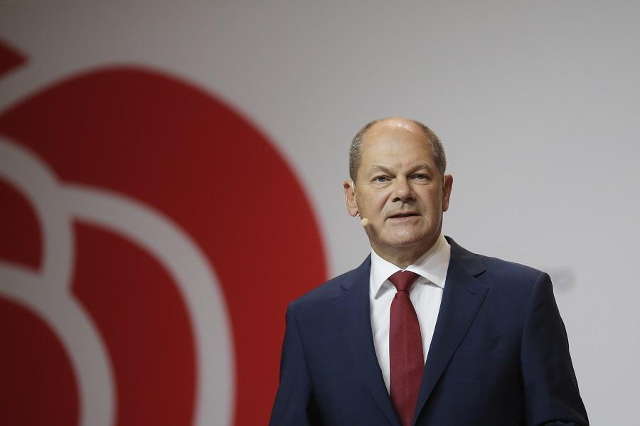 Γερμανία: Αυξάνουν τα ποσοστά του οι Σοσιαλδημοκράτες με τον Σολτς υποψήφιο καγκελάριο