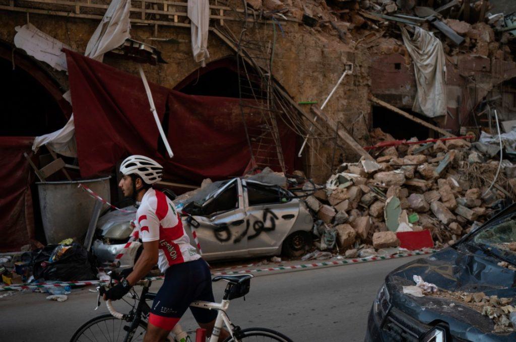 Λίβανος: Με τη συνδρομή του FBI η έρευνα για τα αίτια της έκρηξης