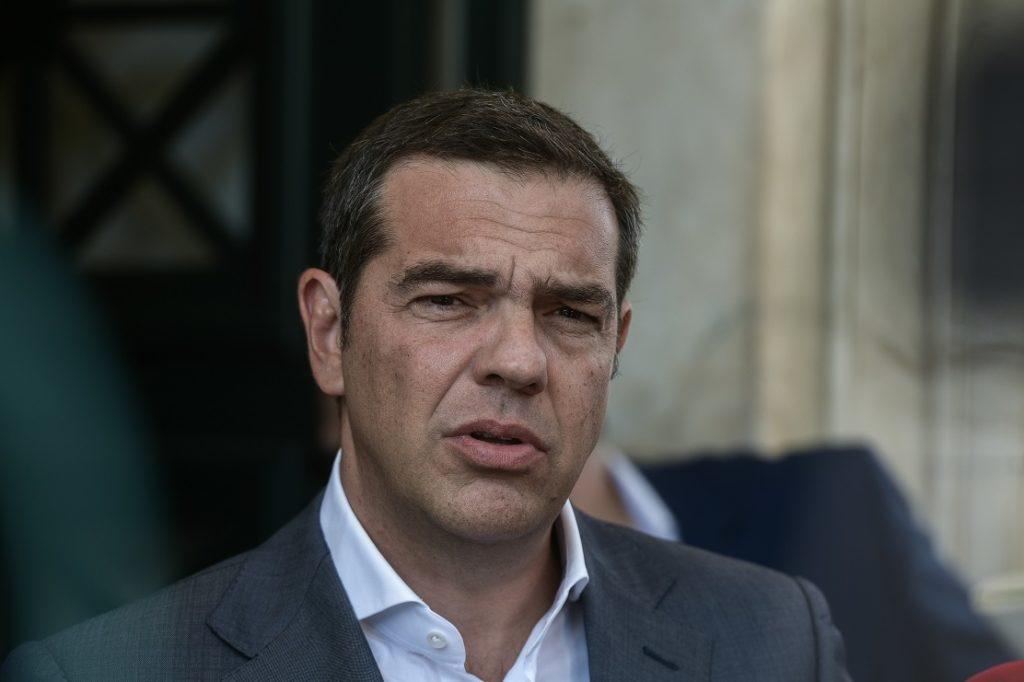 Α. Τσίπρας: Ποια είναι η στρατηγική της κυβέρνησης Μητσοτάκη;