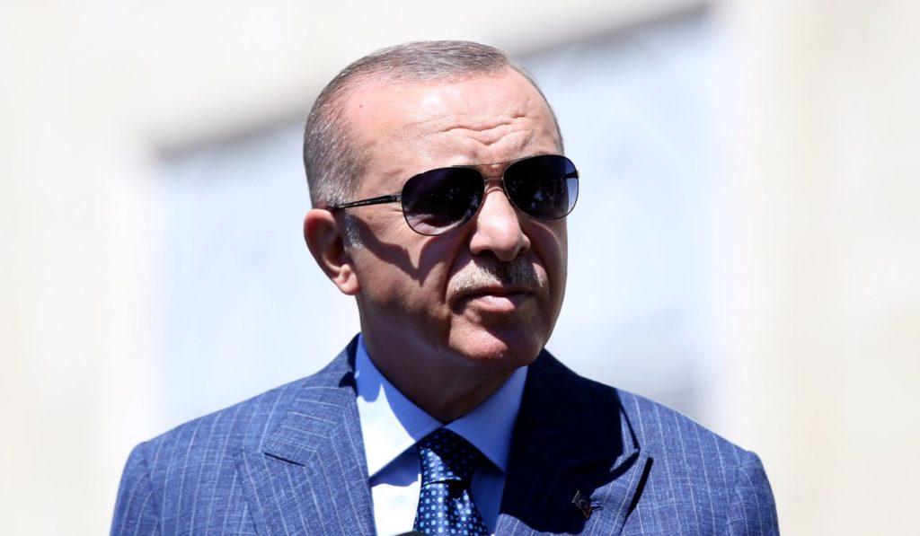 Ο Ερντογάν λέει όχι σε μία νέα «Συνθήκη των Σεβρών» στην Ανατ. Μεσόγειο – Προανήγγειλε «ευχάριστα νέα» την Παρασκευή