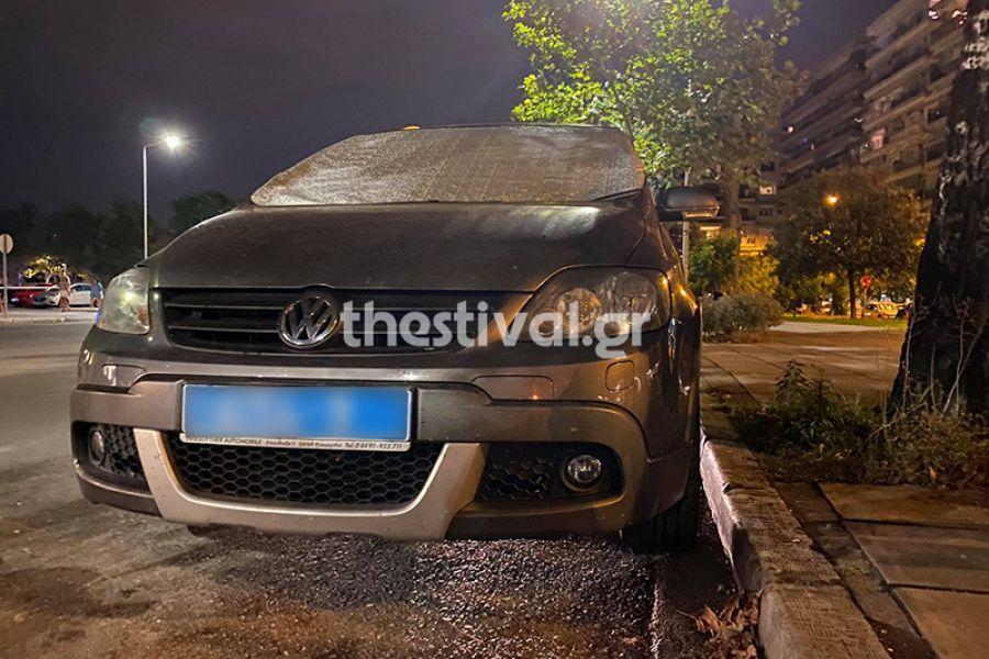 Θεσσαλονίκη: Ανάληψη ευθύνης για την απόπειρα εμπρησμού του αυτοκινήτου της Αλβανίδας προξένου