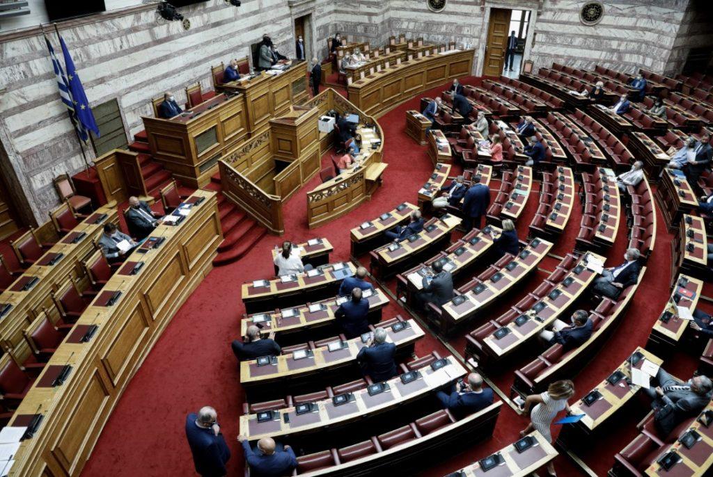 Βουλή: Ο κορονοϊός φέρνει ονομαστικές ψηφοφορίες μέσω κινητού ή τάμπλετ