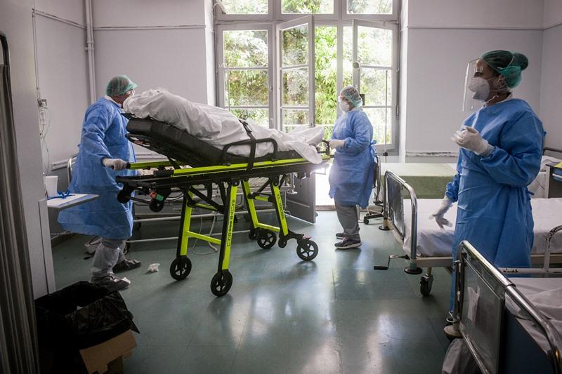 Κορονοϊός: Στους 280 οι νεκροί στη χώρα μας – υπέκυψε 87χρονη από τη Βέροια
