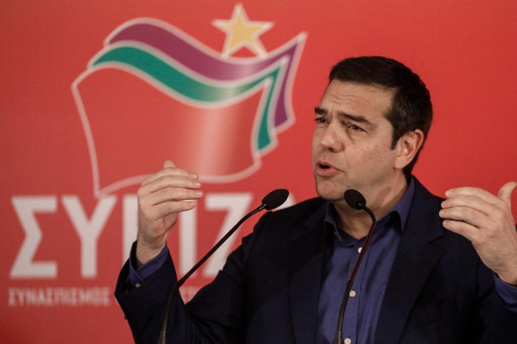 Αλέξης Τσίπρας: «Μυστική διπλωματία από τον κ. Μητσοτάκη – Δε λέει την αλήθεια στο λαό»